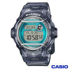 【CASIO卡西歐】 BABY-G活力多彩潮流休閒運動錶 BG-169R-8B