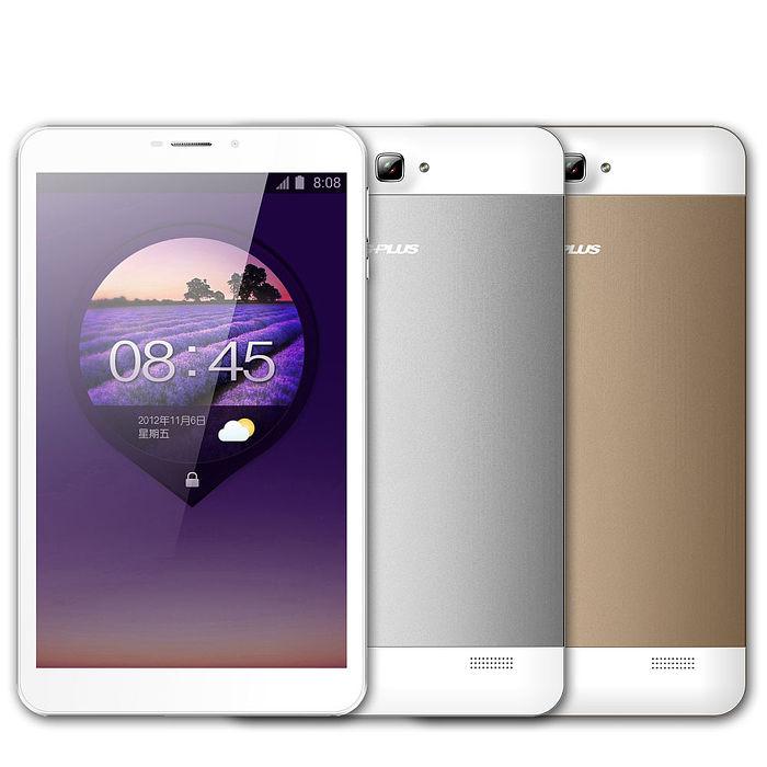 G-PLUS FL8006plus 4G四核8吋平板智慧型手機