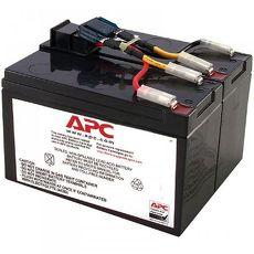 APC RBC48 原廠 UPS 專用電池 適用 SMT750TW