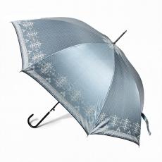 (特卖)【2mm】巴洛克色胶抗UV自动直伞(浅蓝)