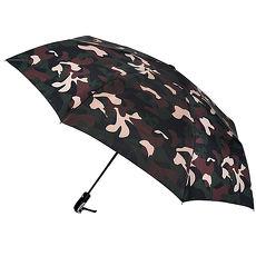 【2mm】超大街頭迷彩 超大傘面自動開收傘(咖啡)