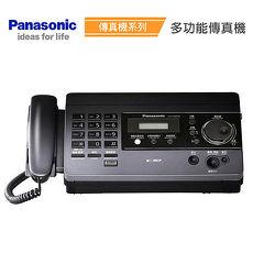 國際牌Panasonic KX-FT508TW鈦金屬黑 感熱紙傳真機 ★松下原廠公司貨★