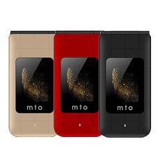 MTO M18 雙4G雙卡雙待雙鏡頭定位觸控智慧型折疊手機