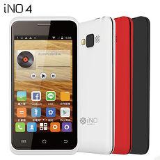 iNO 4 四吋 3G智慧型軍人園區手機(公司貨)