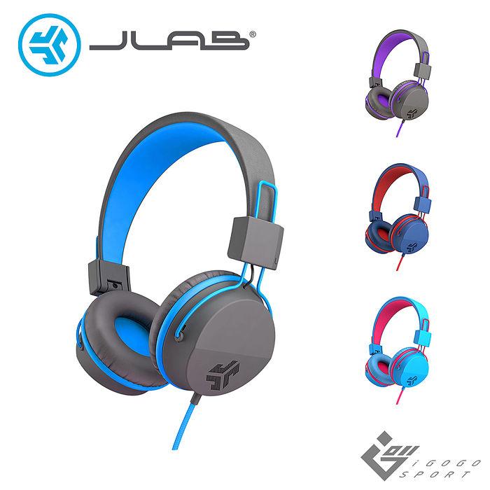 JLab JBuddies Studio 兒童耳機紫色