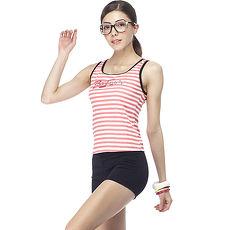 【SARBIS】MIT泡湯SPA大女兩截式泳裝附泳帽B92268