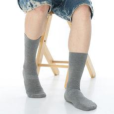【KEROPPA】萊卡無痕寬口短襪*2雙(男女適用)C90001-灰色