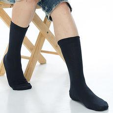 【KEROPPA】萊卡高筒休閒紳士襪*2雙C90002-丈青