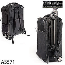 【ThinkTank 創意坦克】Airport Security V2.0(滑輪行李箱 AS571)