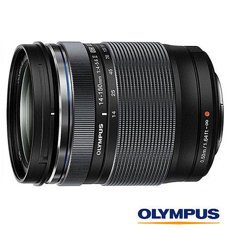 OLYMPUS M.ZUIKO ED 14-150mm II 二代 F4.0-5.6 旅遊鏡頭(元佑公司貨拆鏡)