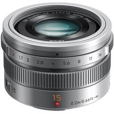 Panasonic LEICA DG 15mm F1.7 定焦鏡 (15 1.7,台灣松下公司貨)