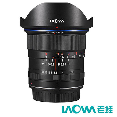 LAOWA 老蛙 LW-FX 12mm F2.8 廣角鏡頭 (公司貨)NIKON