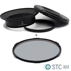 STC Screw-in Lens Adapter 超廣角鏡頭 濾鏡接環組+CPL 105mm For Panasonic 7-14mm