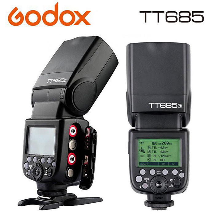 GODOX 神牛 TT685 TTL 閃光燈 GN60(公司貨)TT 685OLYMPUS