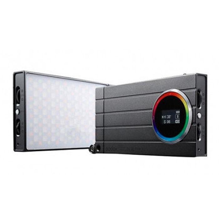 GODOX 神牛 M1 RGB 高亮度 迷你 創意LED燈 攝影燈 補光燈 綠/灰 (公司貨)綠色