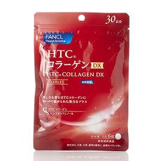 【日本 FANCL】芳珂-HTC三胜?膠原蛋白錠(30日份/包)