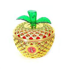 【摩達客】農曆新年春節 {招財金桔子糖果盒} 擺飾/桌飾/收納盒