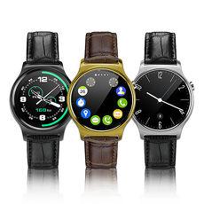 【長江UTA】圓款心率智能通話手錶(全屏觸控) S3