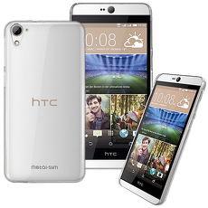 【Metal-slim】HTC DESIRE 826 高抗刮透明新型保護殼