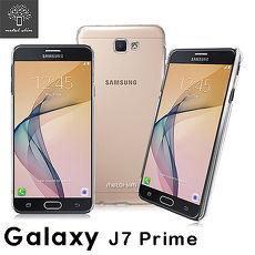 Metal-Slim SAMSUNG Galaxy J7 Prime 高抗刮PC透明新型保護殼