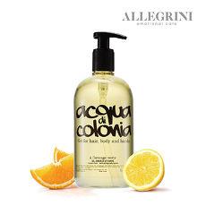Allegrini 艾格尼。ACQUA DI COLONIA髮膚清潔露500ml【AGN-001】