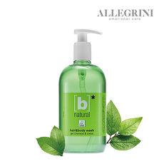 Allegrini 艾格尼。B-NATURAL髮膚清潔露500ml【AGN-003】