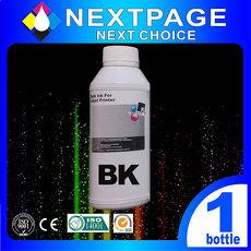 【台灣榮工 】HP 全系列 Dye Ink 黑色可填充染料墨水瓶/1000ml