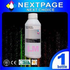 【台灣榮工 】HP 全系列 Dye Ink 淡紅色可填充染料墨水瓶/1000ml