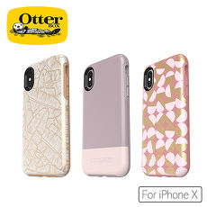 OtterBox iPhone X/Xs 炫彩幾何圖騰系列保護殼