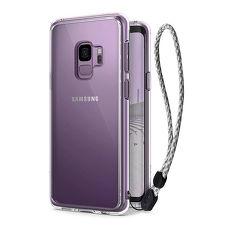 Rearth 三星 Galaxy S9 (Ringke Fusion) 高質感保護殼透黑