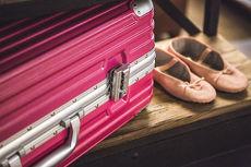 【德國品牌NaSaDen】林德霍夫鋁框防刮行李箱【卡門緋紅】26吋卡門緋紅