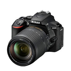 Nikon D5600 18-140mm 旅遊鏡組(公司貨)-送64G記憶卡+副廠電池+保護鏡+快門線+減壓背帶+小清潔組+保護貼