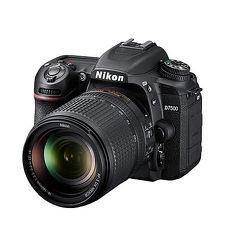 Nikon D7500 18-140mm (公司貨)- 送64G 95MB/s記憶卡+副廠電池+快門線+減壓背帶+保護鏡+清潔組+保護貼