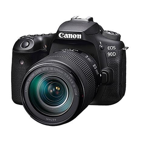 Canon EOS 90D 18-135mm IS USM (公司貨)APP