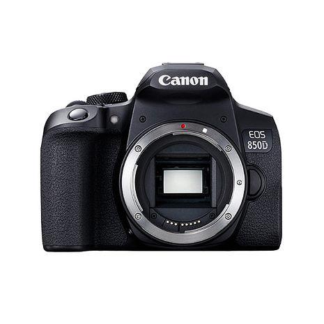 Canon EOS 850D 單機身 公司貨-送128G卡+相機包+快門線+火箭吹球+NLP-1拭鏡筆+減壓
