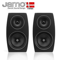 【Jamo書架式喇叭】─Jamo C93 黑 / 白 / 櫻桃木黑