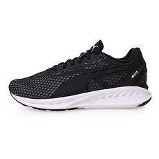 【PUMA】IGNITE 3 女慢跑鞋-路跑 黑白