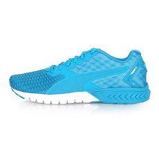 【PUMA】IGNITE DUAL 男慢跑鞋-路跑 戶外 湖水藍