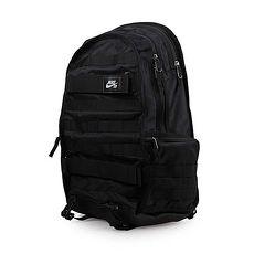 【NIKE】後背包-雙肩包 旅行包 運動背包 滑板包 電腦包 15吋筆電 黑