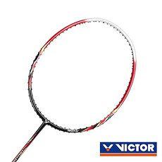 【VICTOR】挑戰者球拍-3U-羽毛球拍 空拍 勝利 紅黑