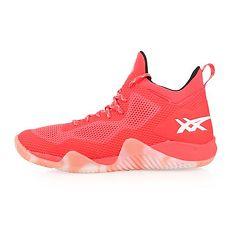 【ASICS】BLAZE NOVA 男籃球鞋-高筒 亞瑟士 玫紅白28.5