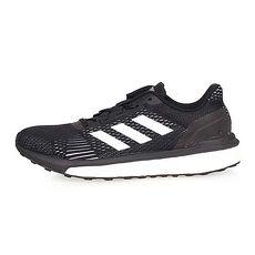 【ADIDAS】SOLAR DRIVE ST 女慢跑鞋-路跑 訓練 愛迪達 黑白