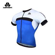 【SOOMOM】男雷尼短車衣-單車 自行車 速盟 藍黑白