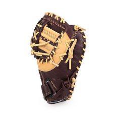 【MIZUNO】棒球一壘手手套-右投  壘球 美津濃 深咖啡棕