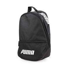 【PUMA】WMN CORE 後背包-肩背包 雙肩包 收納包 黑白銀