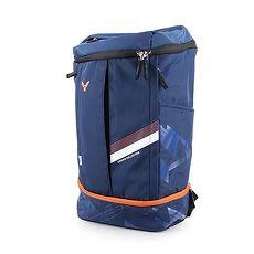【VICTOR】後背包-15吋筆電 球拍包 雙肩包 肩背包 電腦包 勝利 丈青白橘