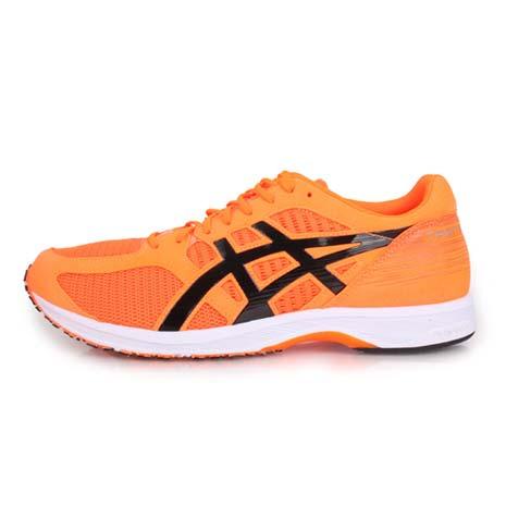 【ASICS】TARTHERZEAL 6虎走男路跑鞋-慢跑 亞瑟士 亮橘黑28.5