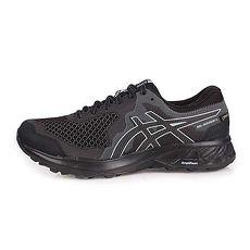 【ASICS】GEL-SONOMA 4 G-TX 男越野慢跑鞋-路跑 亞瑟士 登山 黑灰