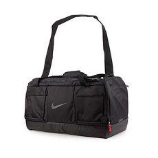 【NIKE】GOLF 高爾夫衣物包-旅行袋 運動包 側背包 手提袋 黑
