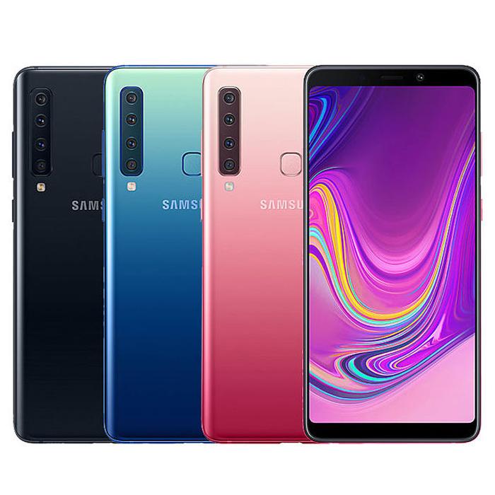 三星Samsung Galaxy A9 (6G/128G)6.3吋四鏡頭美拍機黑